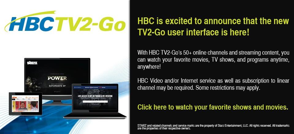 5 HBC TV2-Go Web Banner