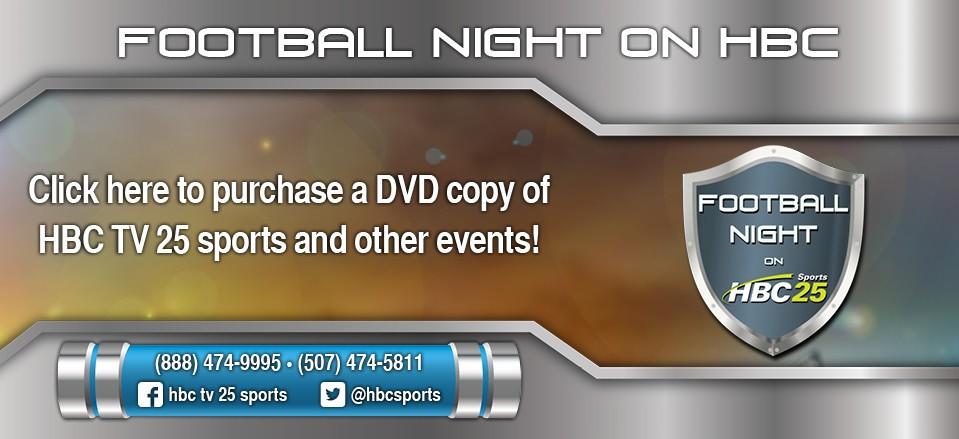 3 Football Night Web Banner