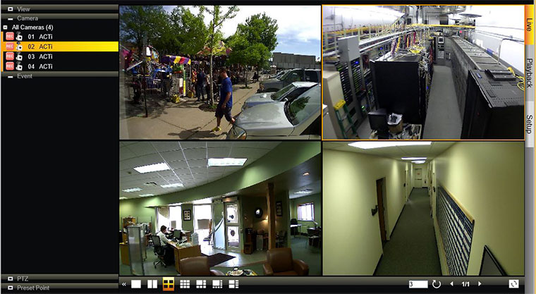 HBC Video Surveillance
