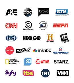 Some HBC TV2-Go Networks