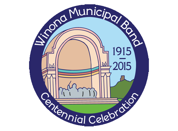 Winona Municipal Band Concert (June 10, 2015)