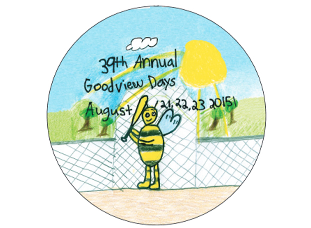 Goodview Days Parade (August 23, 2015)