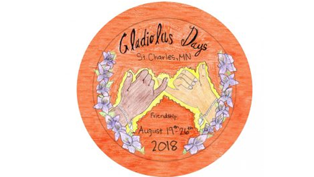 St. Charles Gladiolus Days Pageant (August 20, 2018)