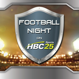 Football Night on HBC: Red Wing vs. Winona Senior High (Sept. 5, 2014)