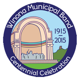 Winona Municipal Band Concert (August 5, 2015)