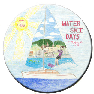 Lake City Water Ski Days Parade (June 28, 2015)