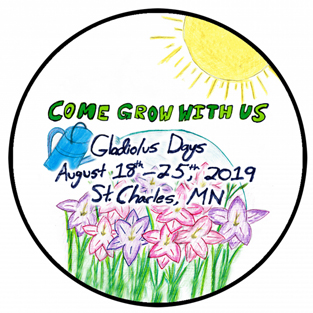 St. Charles Gladiolus Days Pageant (August 19, 2019)