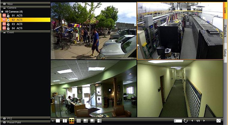 HBC Video Surveillance