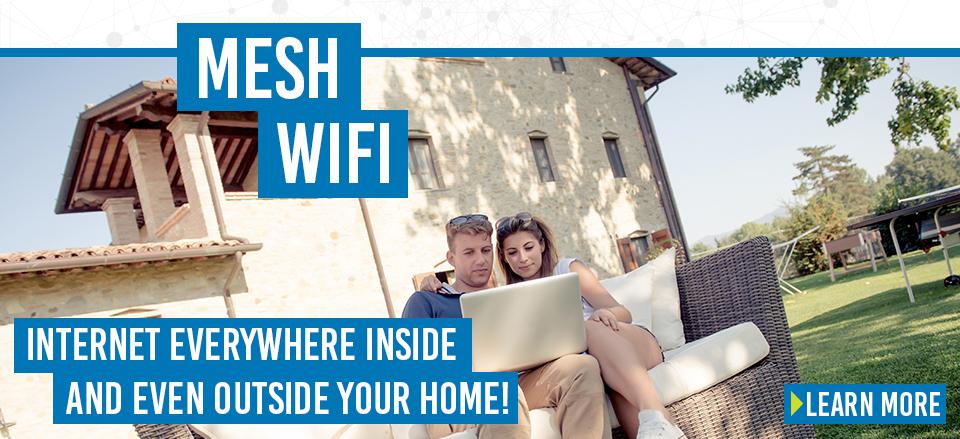 HBC Mesh WiFi