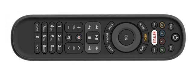 Experience Netflix URC2135 Remote