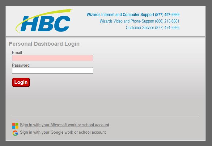 HBC EdgeWave Spam Filter